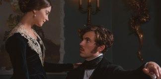 Jenna Coleman & Tom Hughes - Victoria S2 E3 - (c) ITV