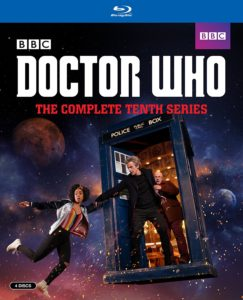 Doctor Who Complete Series 10