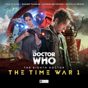 BIG FINISH - The Eighth Doctor: The Time War 1