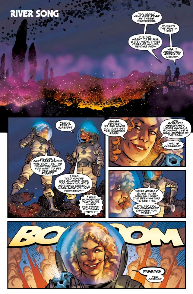 ​DOCTOR WHO: THE LOST DIMENSION SPECIAL #5