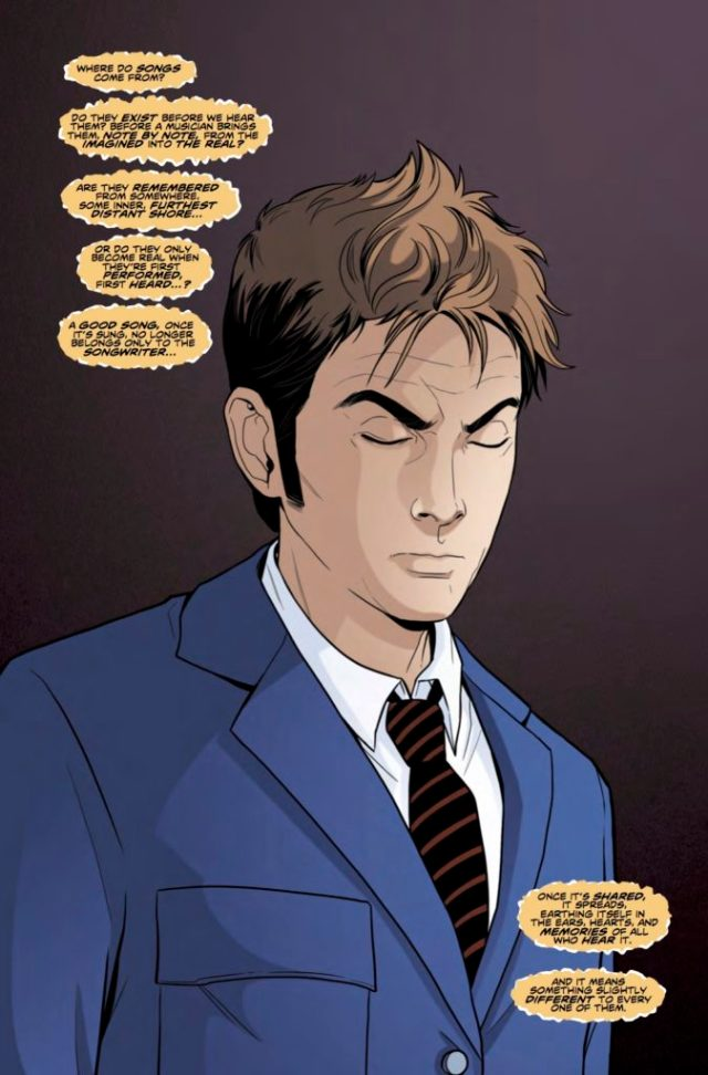 Doctor Who Tenth Doctor 3:10 - Page 1 - (c) Titan Comics