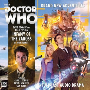 BIG FINISH - THE INFAMY OF THE ZAROSS