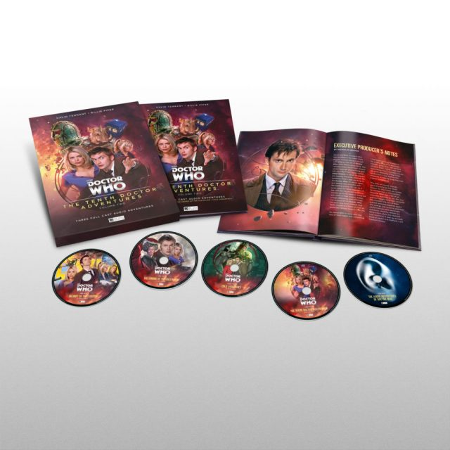 BIG FINISH - THE TENTH DOCTOR ADVENTURES: VOLUME TWO (SPECIAL EDITION)