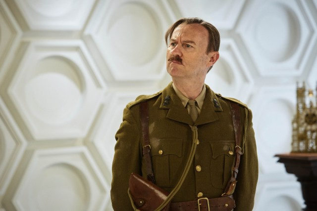 The Captain (MARK GATISS) - (C) BBC/BBC Worldwide - Photographer: Simon Ridgway