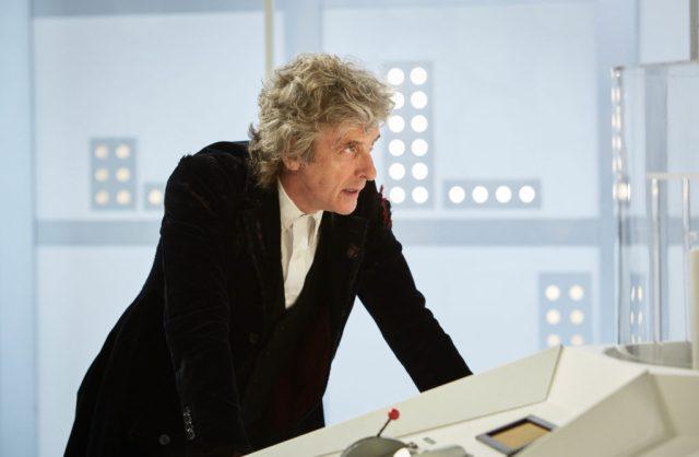 The Doctor (PETER CAPALDI) - (C) BBC/BBC Worldwide - Photographer: Simon Ridgway