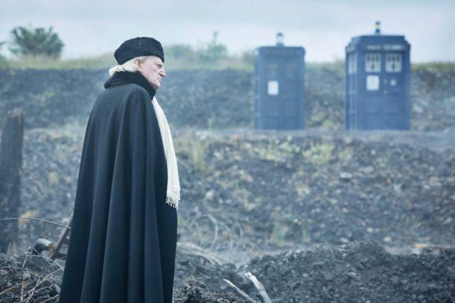 The First Doctor (DAVID BRADLEY) - (C) BBC/BBC Worldwide - Photographer: Simon Ridgway
