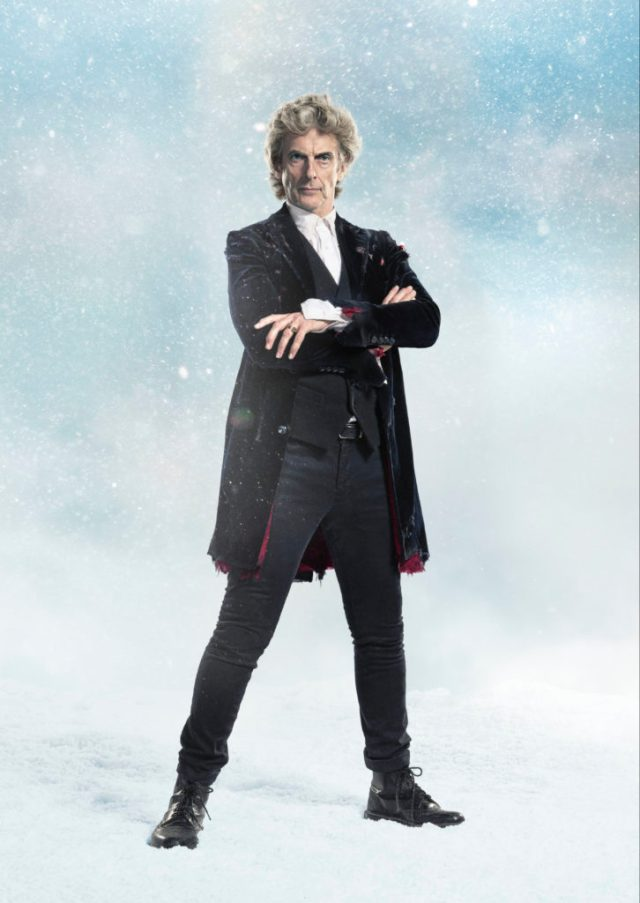 The Doctor (PETER CAPALDI) - (C) BBC/BBC Worldwide - Photographer: Ray Burmiston
