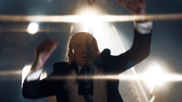 Doctor Who - Twice Upon a Time - The First Doctor (DAVID BRADLEY) - (C) BBC/BBC Worldwide - Photographer: screen grab