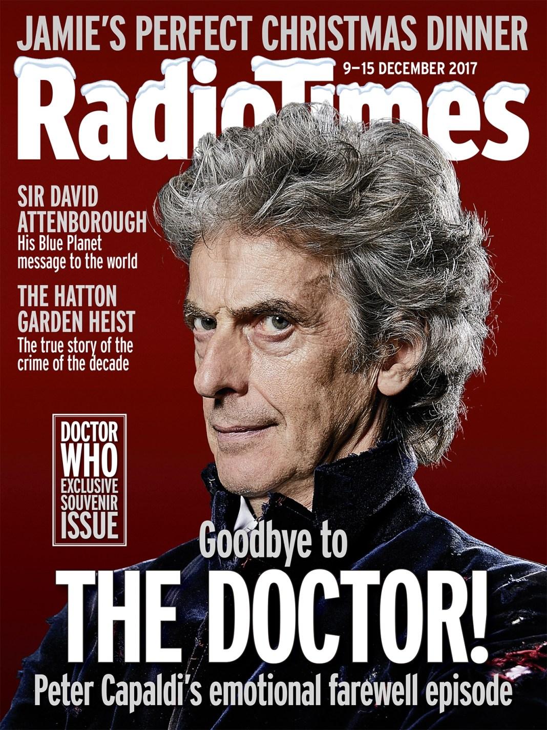 Peter Capaldi (c) Radio Times