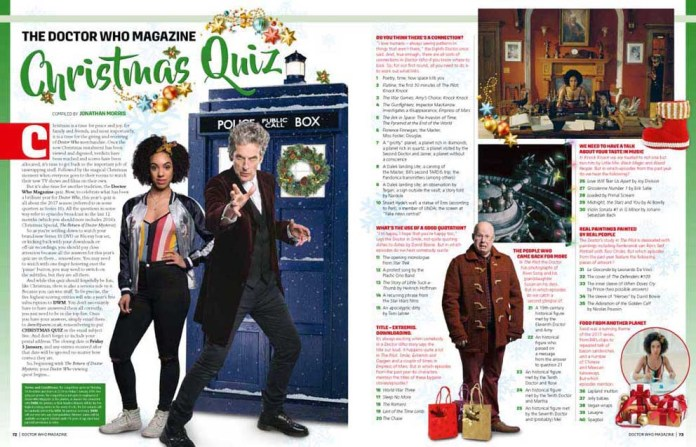 Doctor Who Magazine - 520