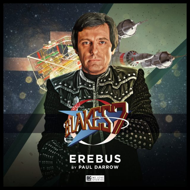 Blake's 7 Erebus by Paul Darrow