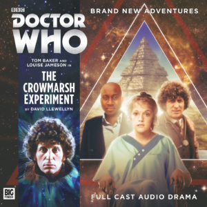 BIG FINISH - THE CROWMARSH EXPERIMENT BY DAVID LLEWELLYN