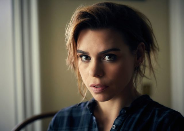 Collateral - Picture Shows: Karen Mars (BILLIE PIPER) - (C) The Forge - Photographer: Robert Viglasky