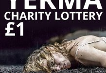 Billie Piper, Yerma Charity