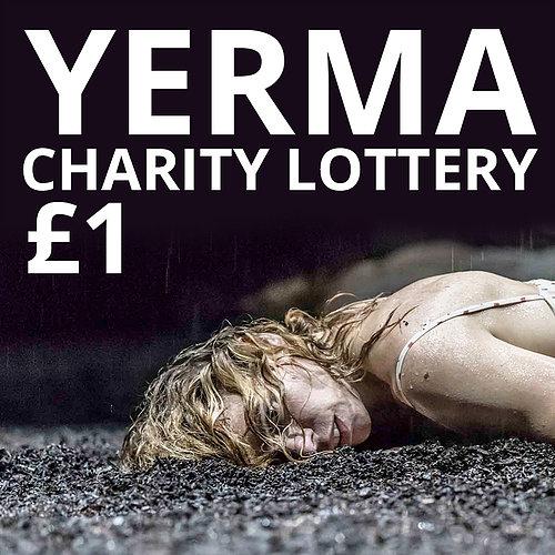 Billie Piper, Yerma Charity