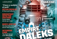 Doctor Who Magazine 522