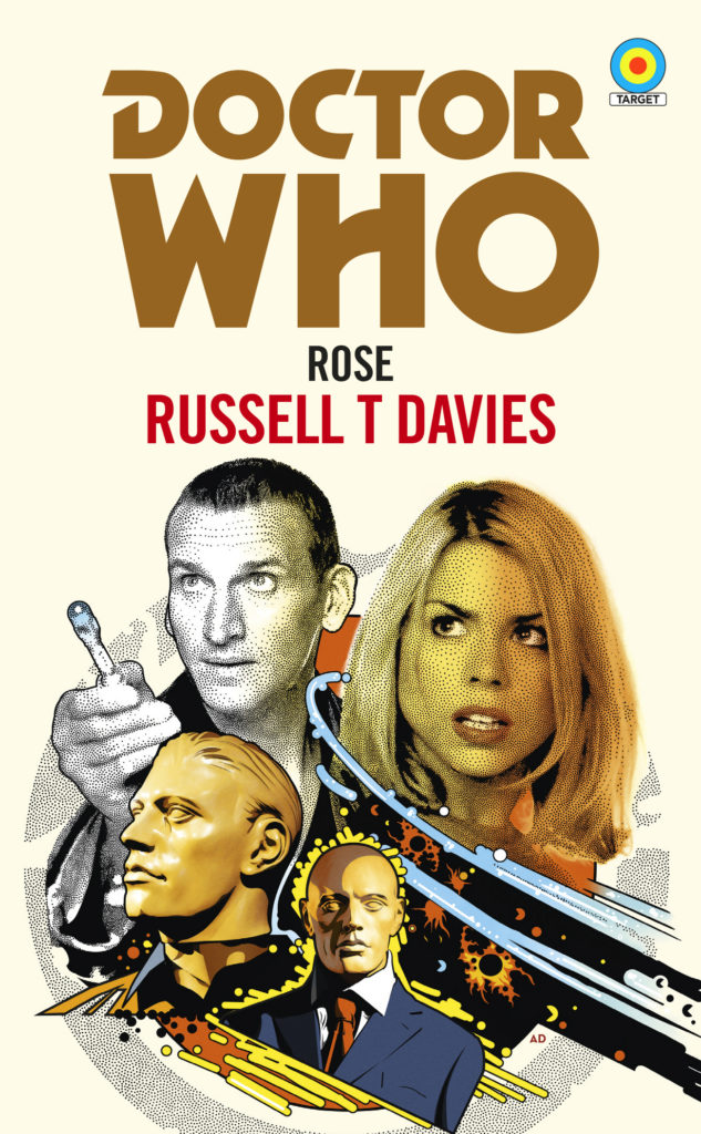 Rose Target novel cover