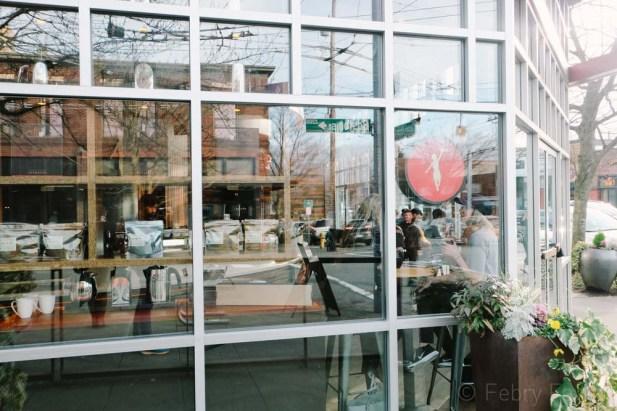 Storyville Coffee - Queen Anne