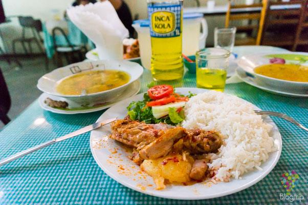 Comida peruana  gastronoma y recetas del sur del Per