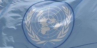 Drapeau de l'ONU