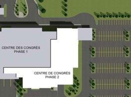 Plan de développement du Centre des congrès de Lévis