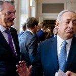 Politiciens dont Benjamin Netanyahu