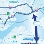 3e lien entre Québec et Lévis