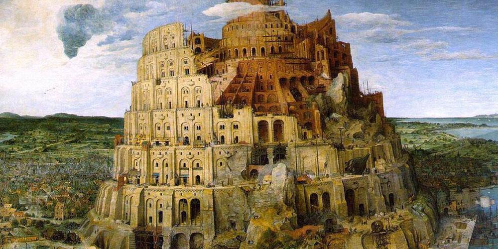 Tour de Babel et mondialisme