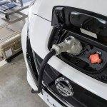 Prise de recharge d'auto électrique