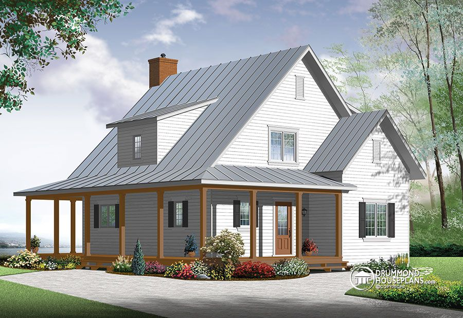 New, Beautiful & Small Modern Farmhouse Cottage
