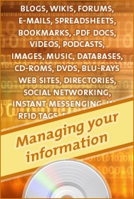 Managing your information