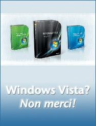 Non à Windows Vista