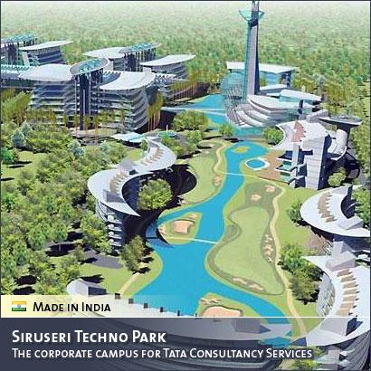 Siruseri Techno Park
