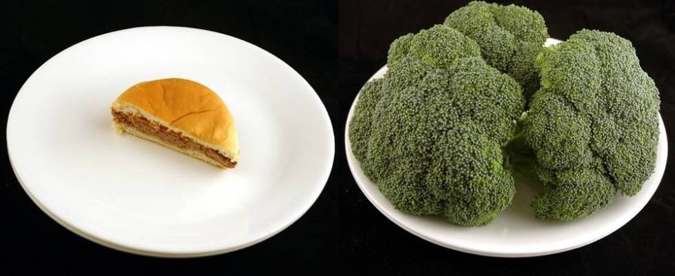 200_calories_burger-vs-broccoli