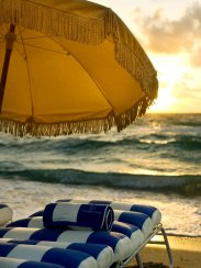 soho-beach-house-miami-chaise-de-plage