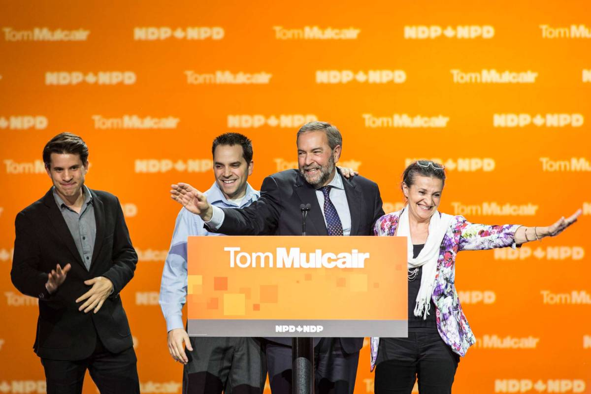 tom-mulcair-du-npd-apres-les-resultats-de-l-election-federale-de-2015