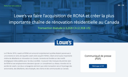lowes-acquiert-rona