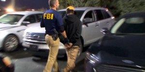 Arrestation d'un proxénète par le FBI