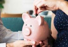Tirelire pour les épargnes