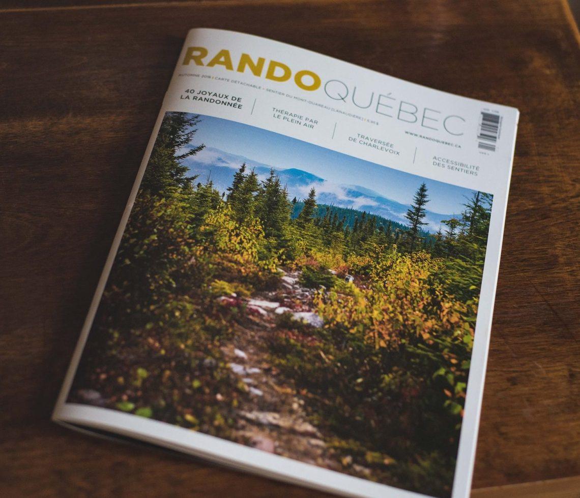 Revue Rando Québec