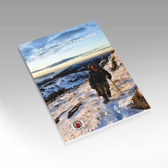 Manuel des guides professionnels de randonnée pédestre