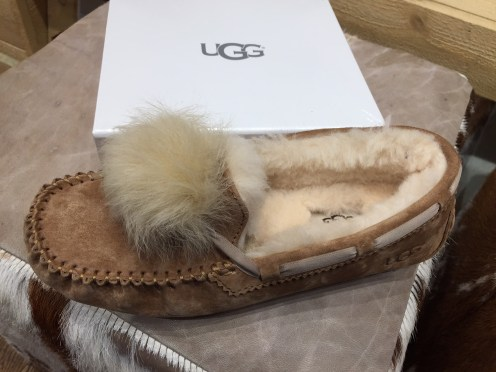 UGG Moccasins from Magasin de La Place — $$$$