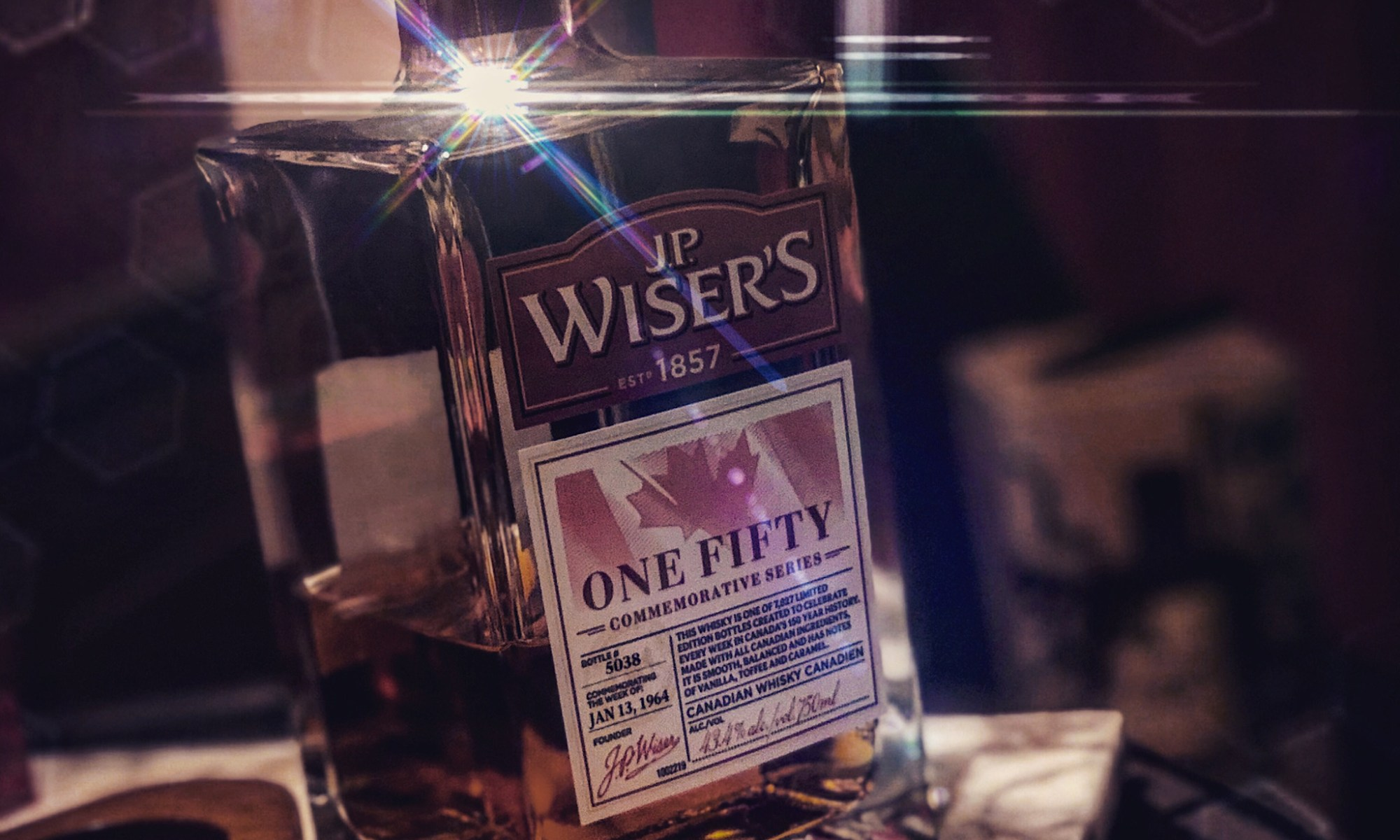Wisers One Fifty