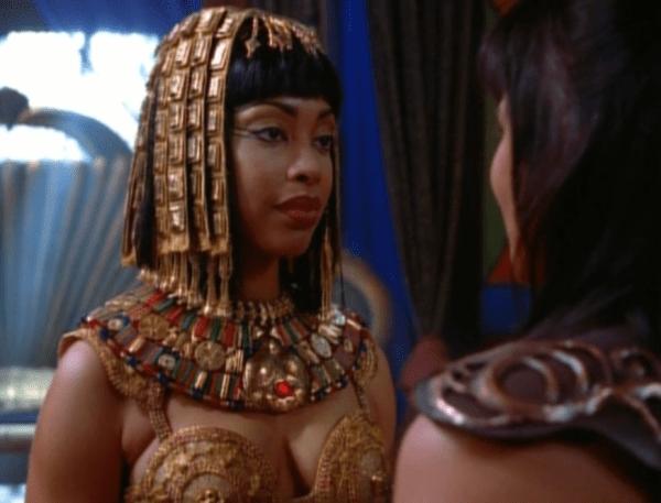 gina torres cleopatra
