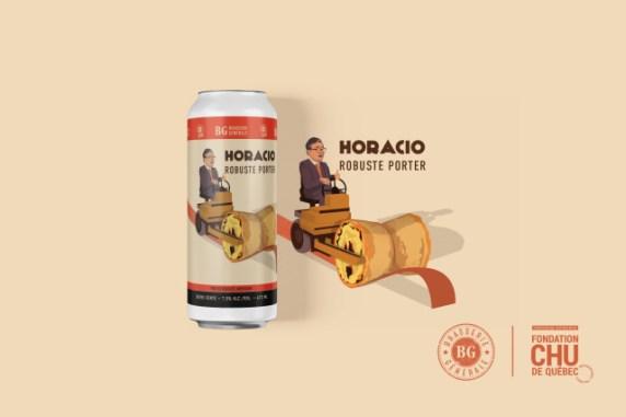 bière Horacio Arruda