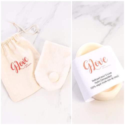 Snack Box Duo GLove ivoire