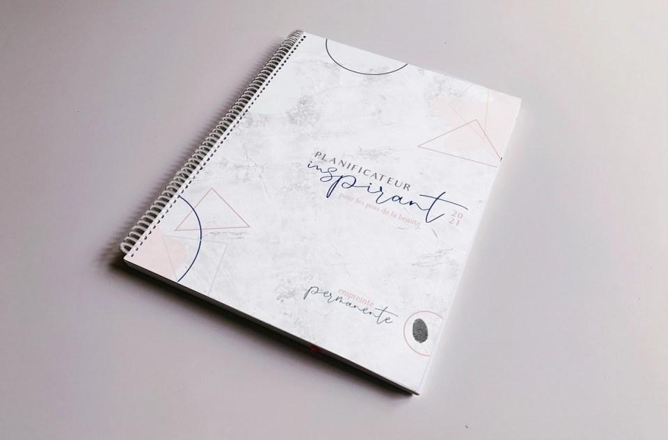 agenda planificateur inspirant