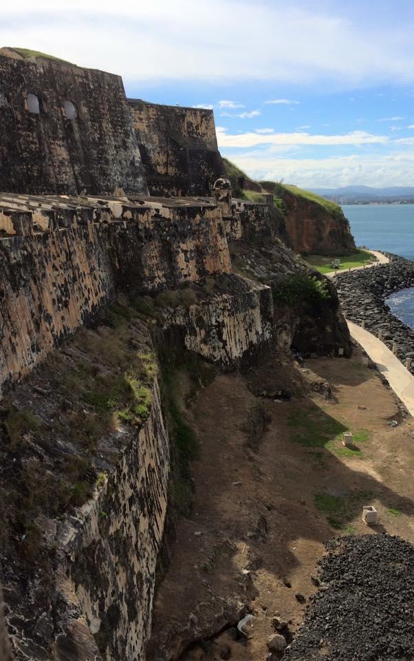 Fort San Felipe del Morro - San Juan