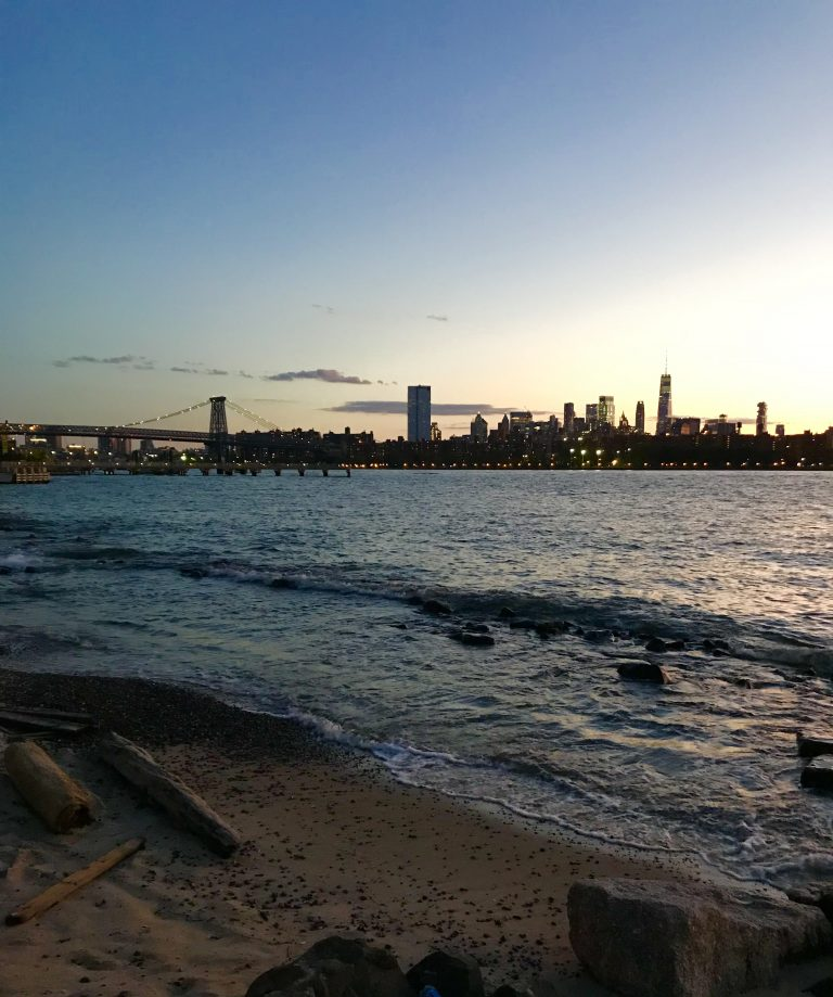 Plage de East River Park - Brooklyn