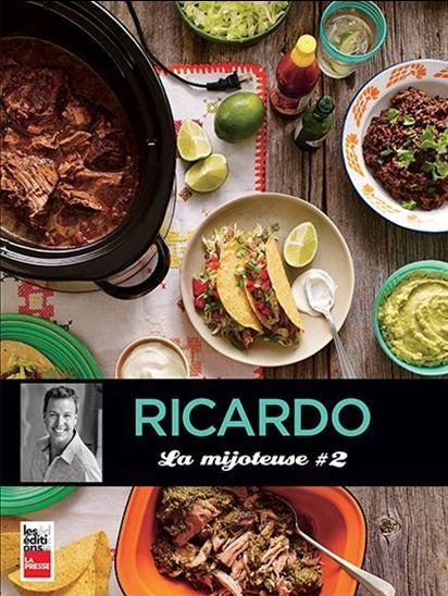 Ricardo livre de recettes
